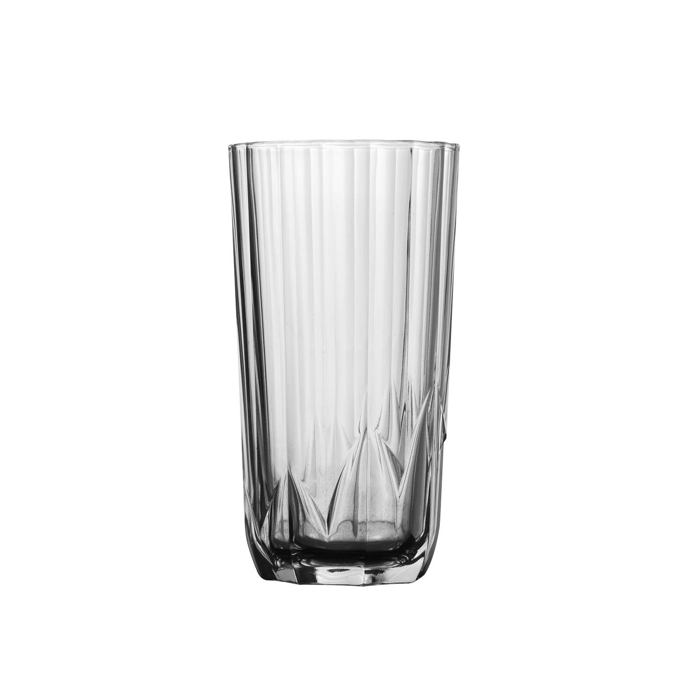 Copo Topaz Long Drink 315ml de Vidro Transparente - Mypa