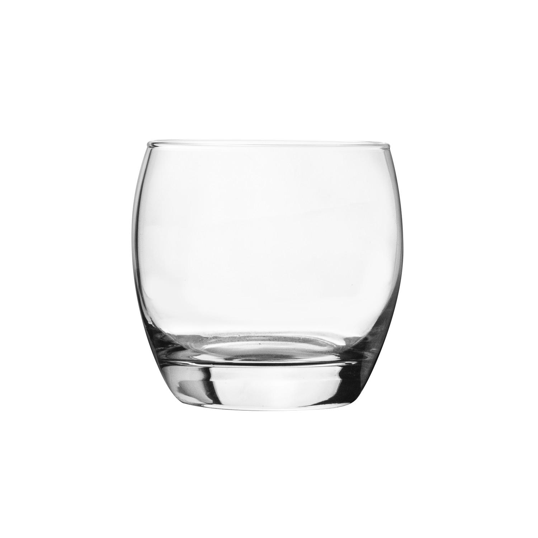 Copo Barrel 320ml de Vidro Transparente - Mypa