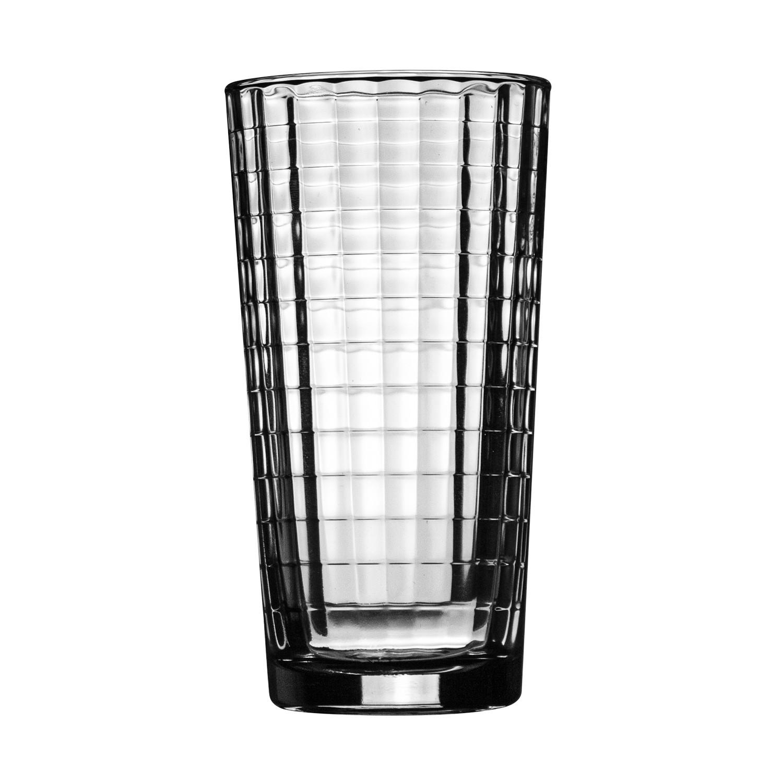 Copo Longo 350ml de Vidro Transparente - Mypa