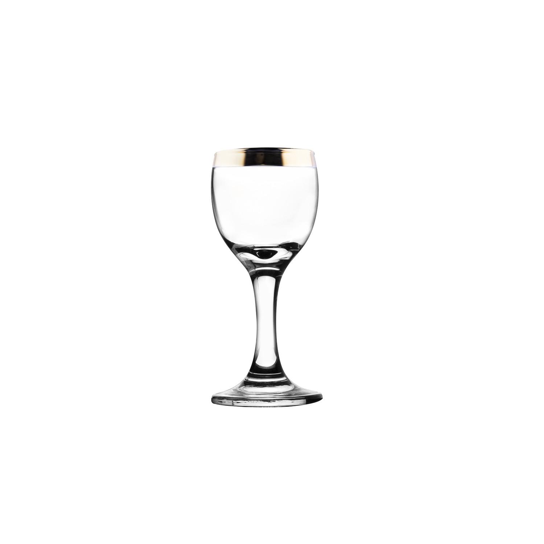 Taca de Vidro Bistro para Licor 60ml - Mypa