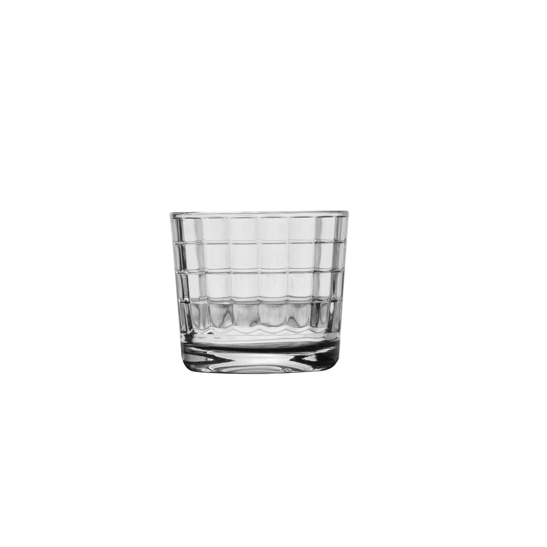 Copo de Vidro 95ml Transparente - Mypa