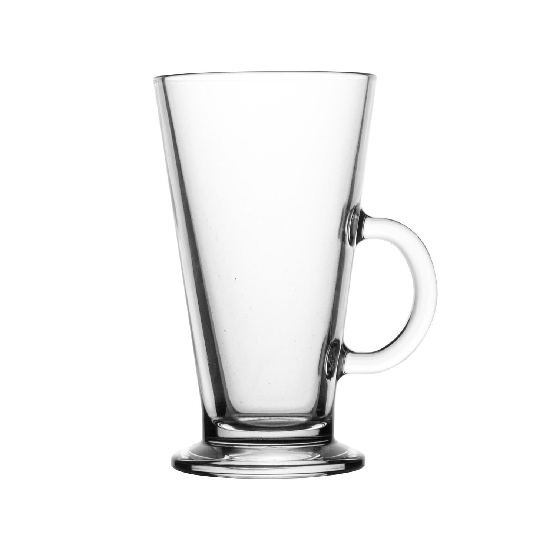 Copo de Vidro Transparente 250ml - Mypa