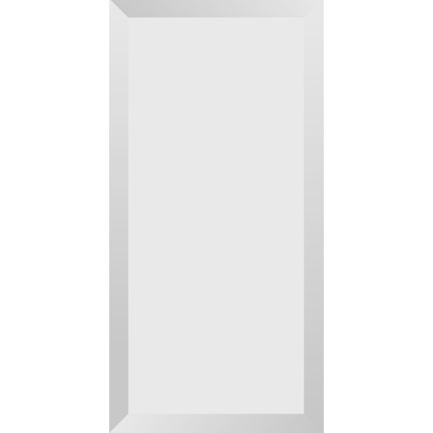 Revestimento Tipo A Brilhante Brick Branco Gelo 10x20cm Tecnogres