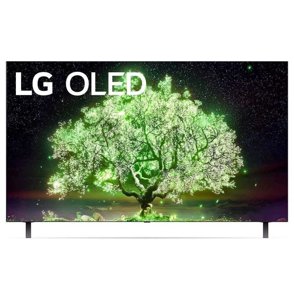 Smart TV OLED 55 LG Dolby Vision 4KUltra HD OLED55A1PSA - Wi-Fi 3 HDMI 2 USB