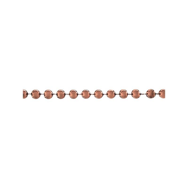 Corrente Decorativa para Arvore 8mmx180cm Rose - Magizi