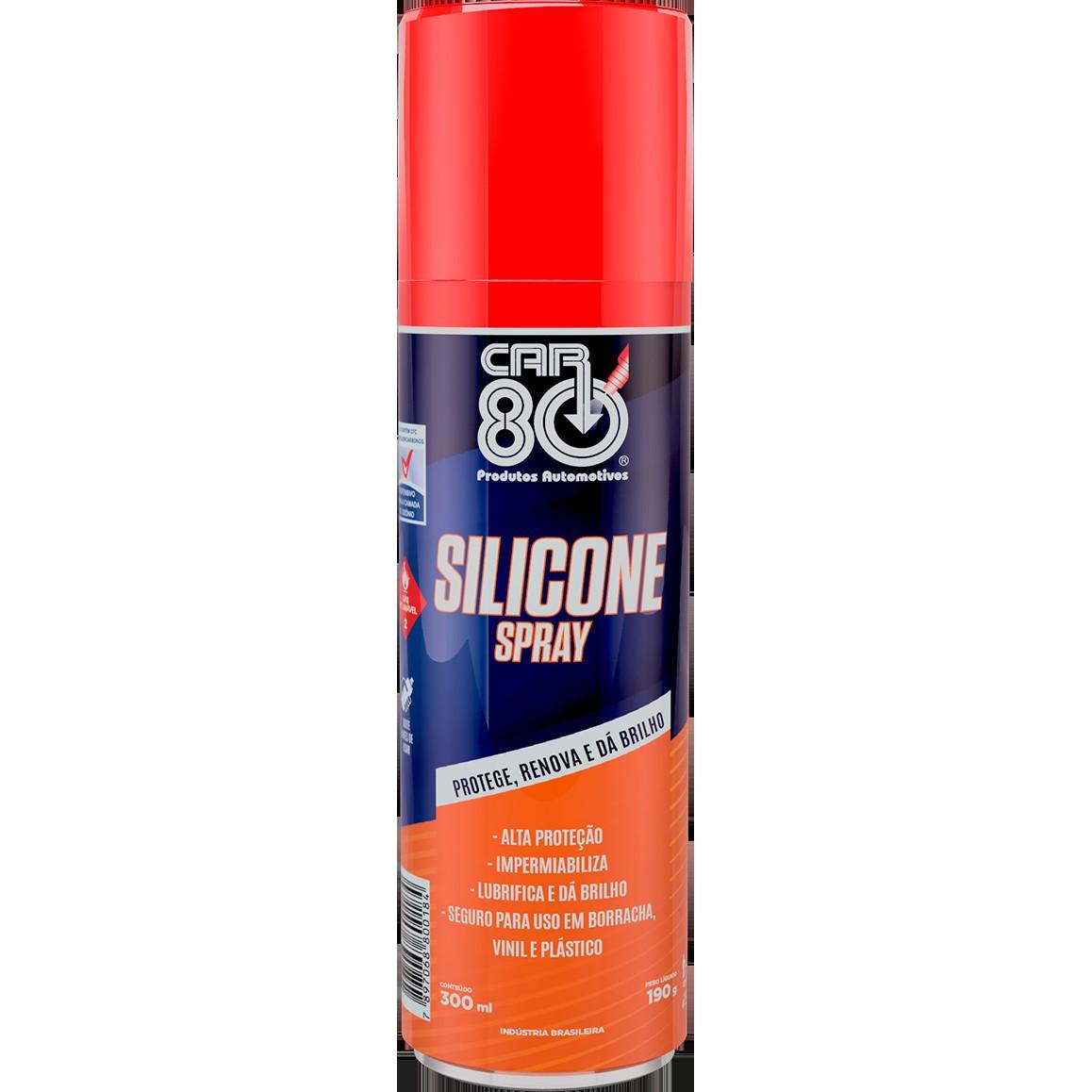 Silicone em Spray 300 ml - Snap On