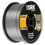Arame Para Solda Flux 0,8 mm 1 KG - Tork