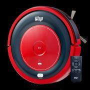 Aspirador de Pó Robô Wap Robot W300 com Filtro Hepa - Vermelho
