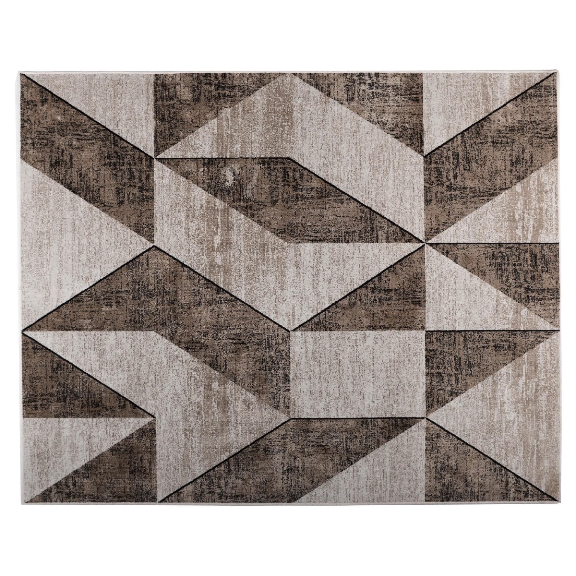 Tapete de Tecido Retangular 100x140cm Belga - Fatex