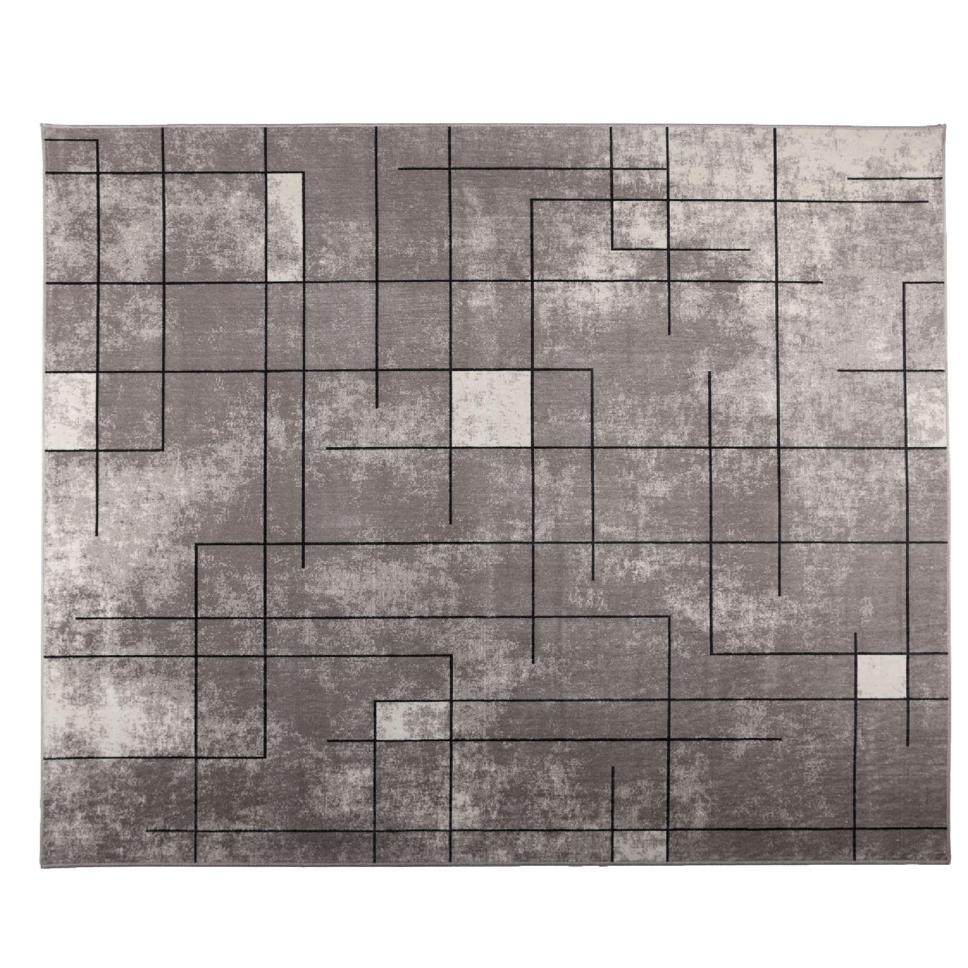Tapete de Tecido Retangular 200x250cm Belga - Fatex
