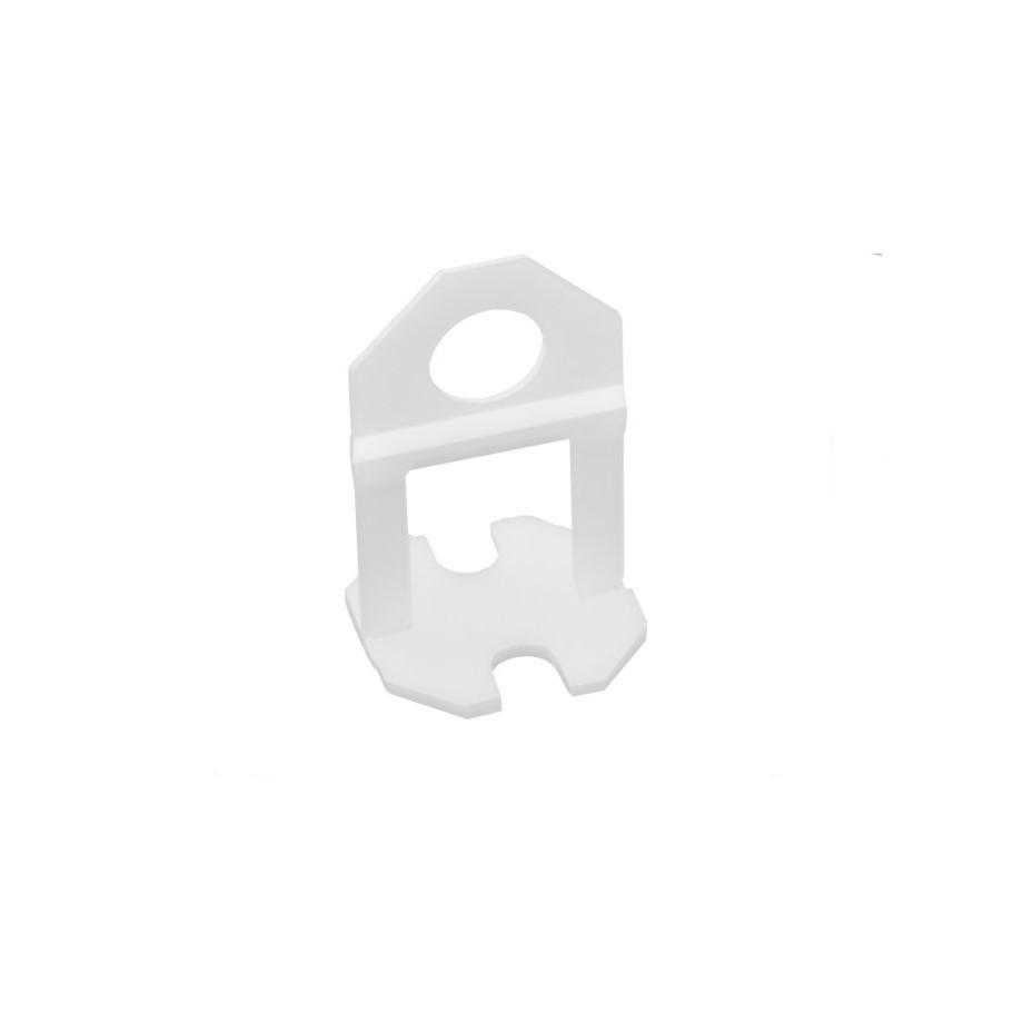 Nivelador de Piso 15 mm com 100 pecas - Vonder