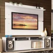 Rack Madesa Cancun e Painel para TV até 65 Polegadas Branco