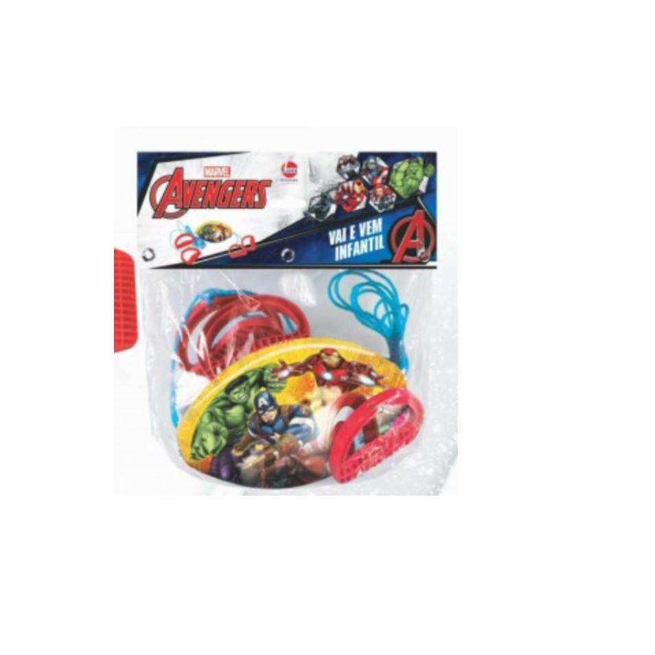 Vai e Vem Infantil Avengers - Lider