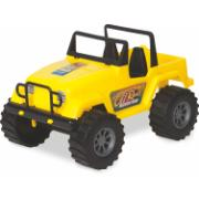 Brinquedo Jipe 4x4 Off Road Roda Livre 25cm - Divplast