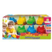 Brinquedo Carro Frotinha Baby Animal - Divplast