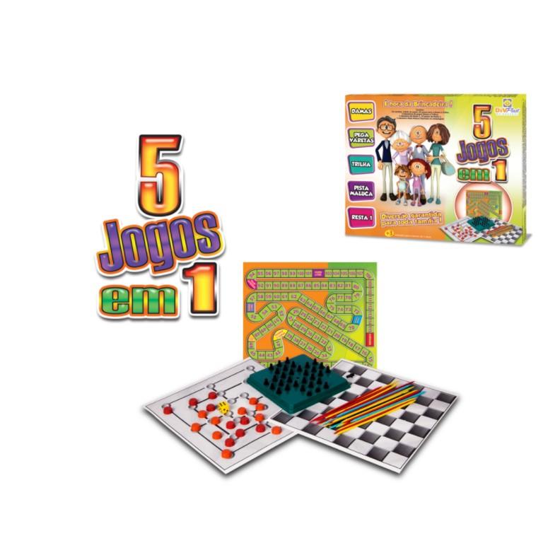 Jogo 5x1 - Divplast