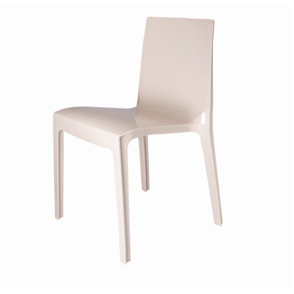Cadeira de Polipropileno Taurus Nude - Plasutil
