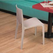 Cadeira de Polipropileno Taurus Nude - Plasútil
