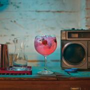Taça de Gin de Cristal 600ml Transparente Fizzy - Brinox Haus