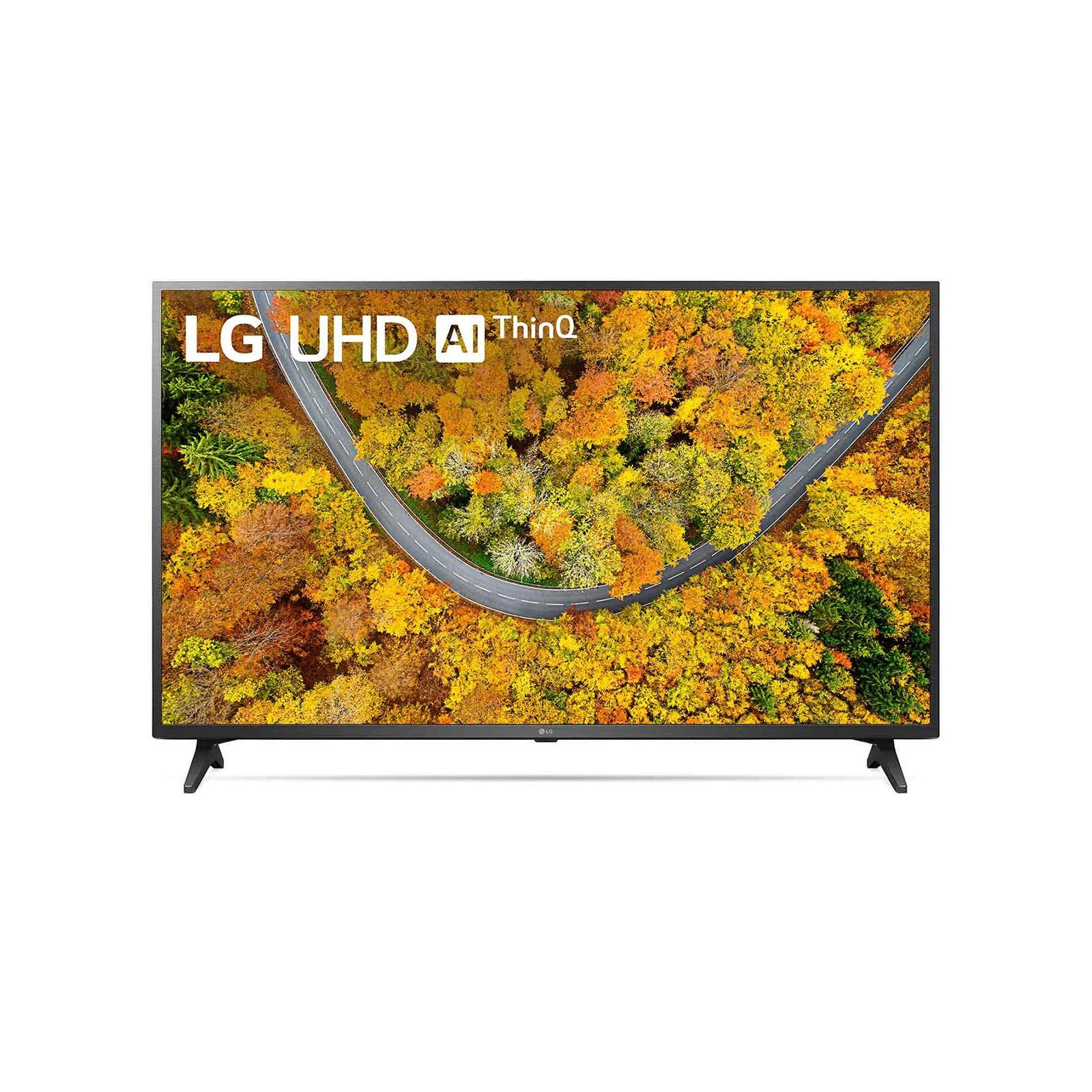 Smart TV LED 50 LG 4KUltra HD 50UP7550 - Conversor Digital Wi-Fi 2 HDMI 1 USB