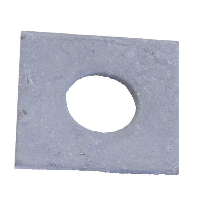 Arruela Quadrada F14 38 x 3 mm 12