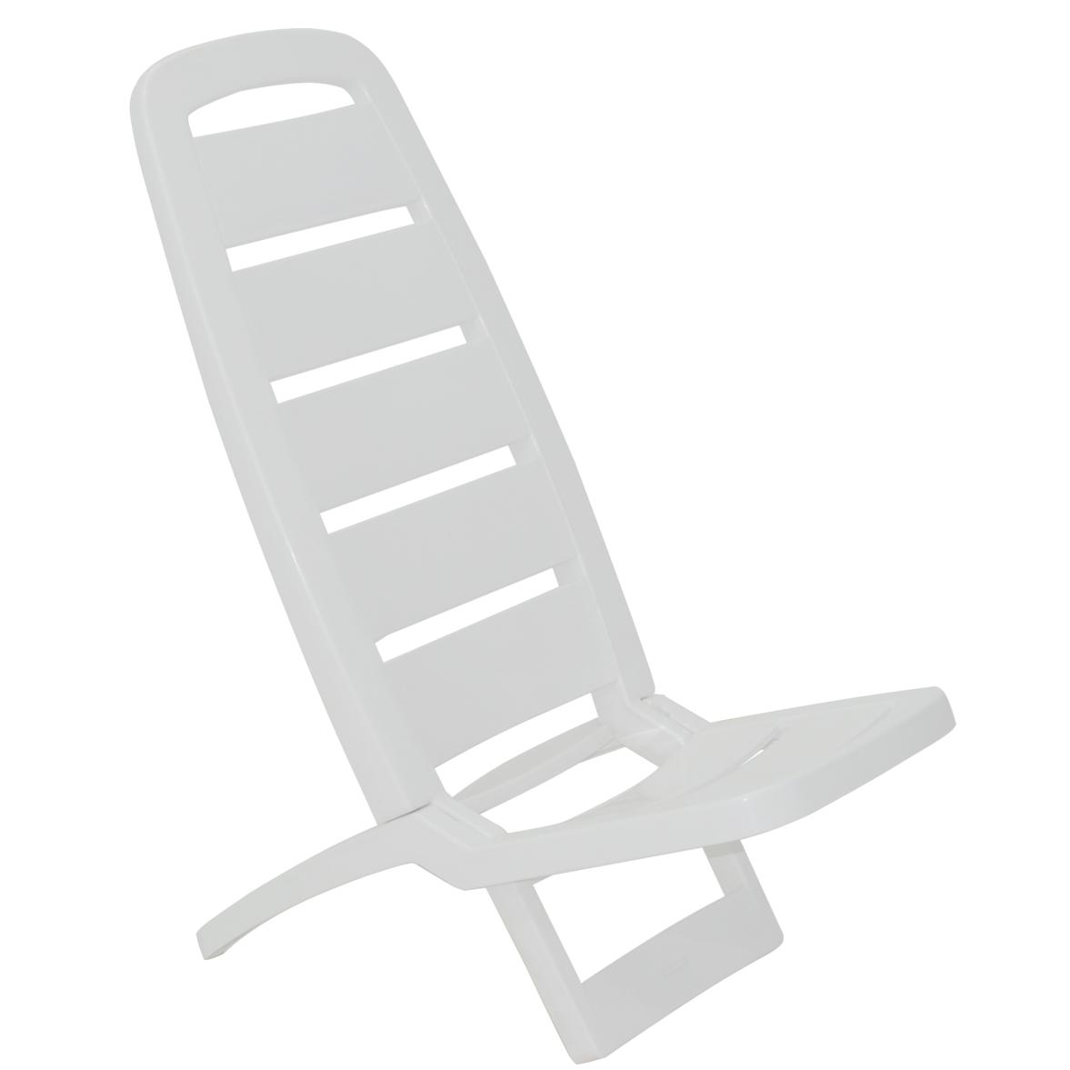 Cadeira de Praia Guaruja Branca 92051010 - Tramontina