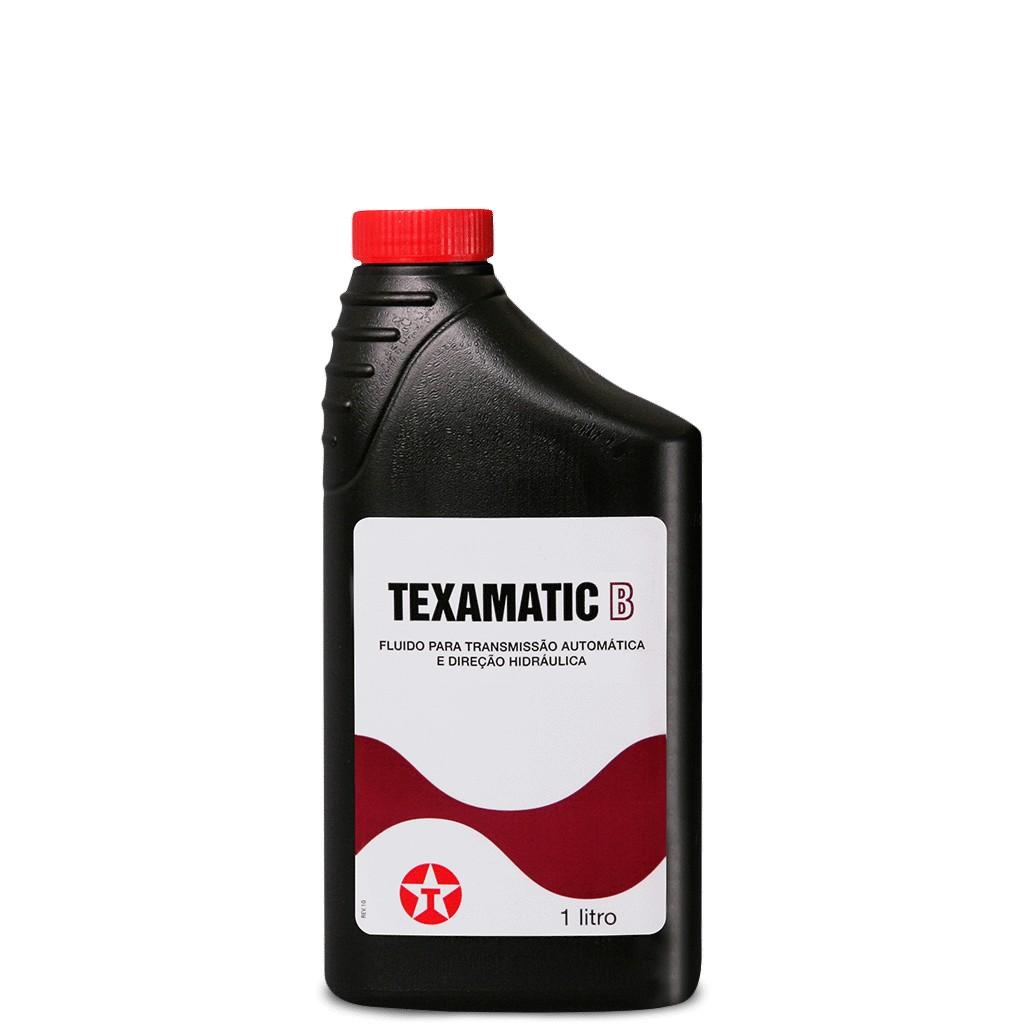 Oleo Lubrificante Texamatic B Mineral 1L - Texaco