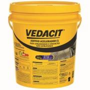 Acelerador de Pega Vedacit Rápido CL 20kg - Vedacit