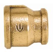 """Luva de Redução Bronze Roscável 3/4"""" x 1/2"""" - Eluma"""