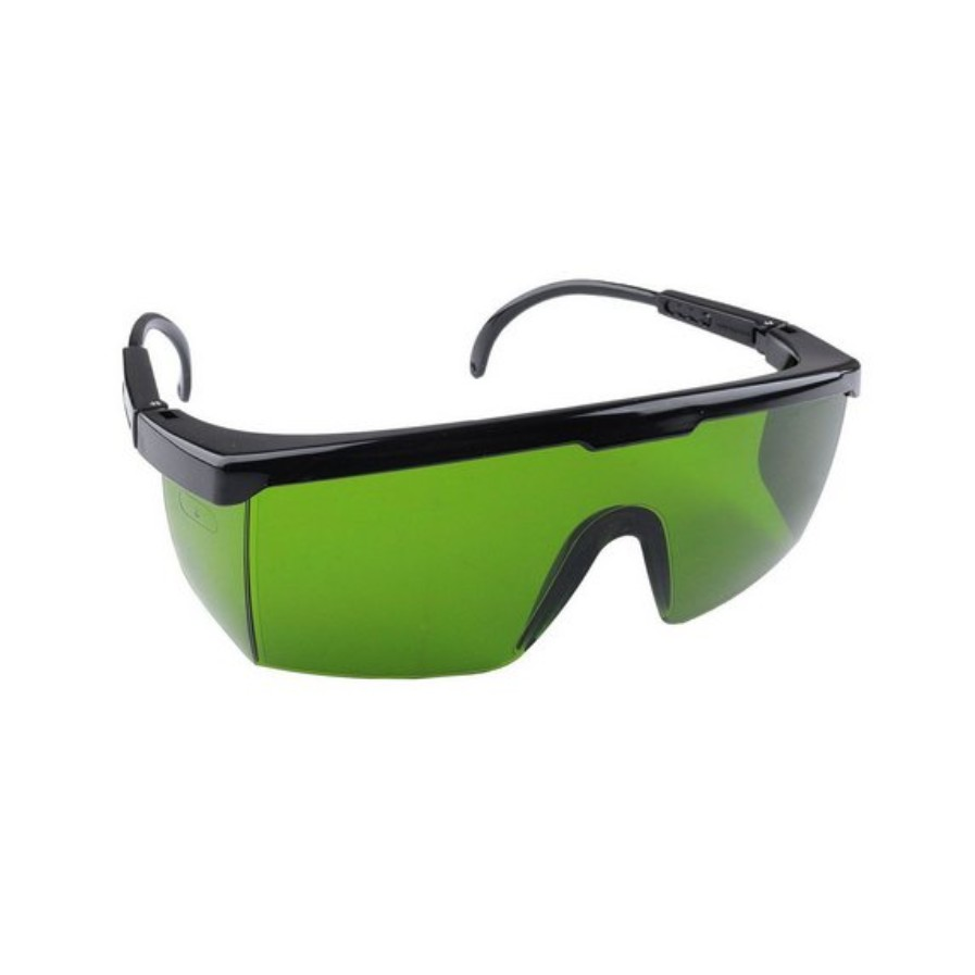 Oculos Protecao Spectra Verde 228612 - Carbografite