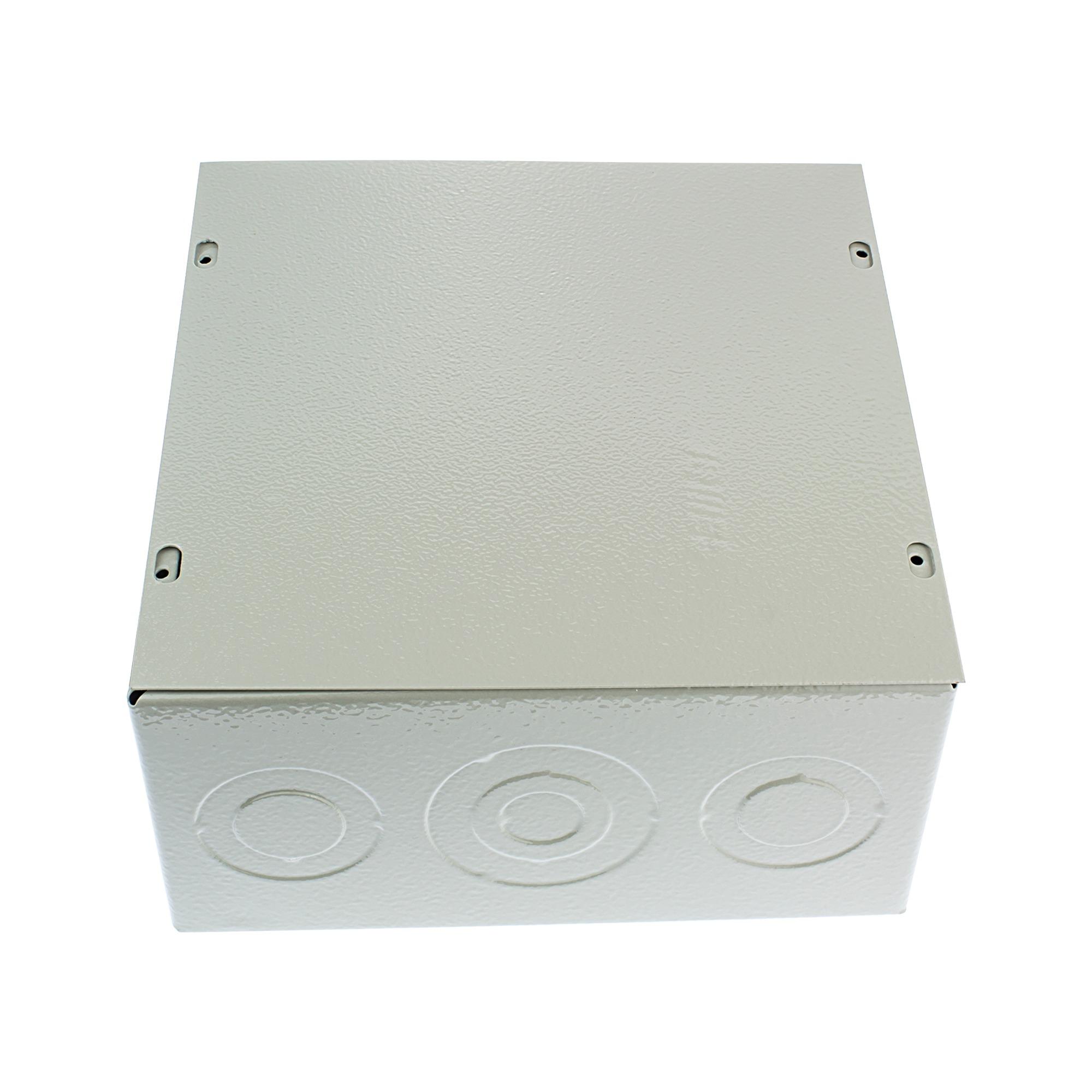 Caixa de Passagem Sobrepor 20x20x10 CPS20 - Cemar