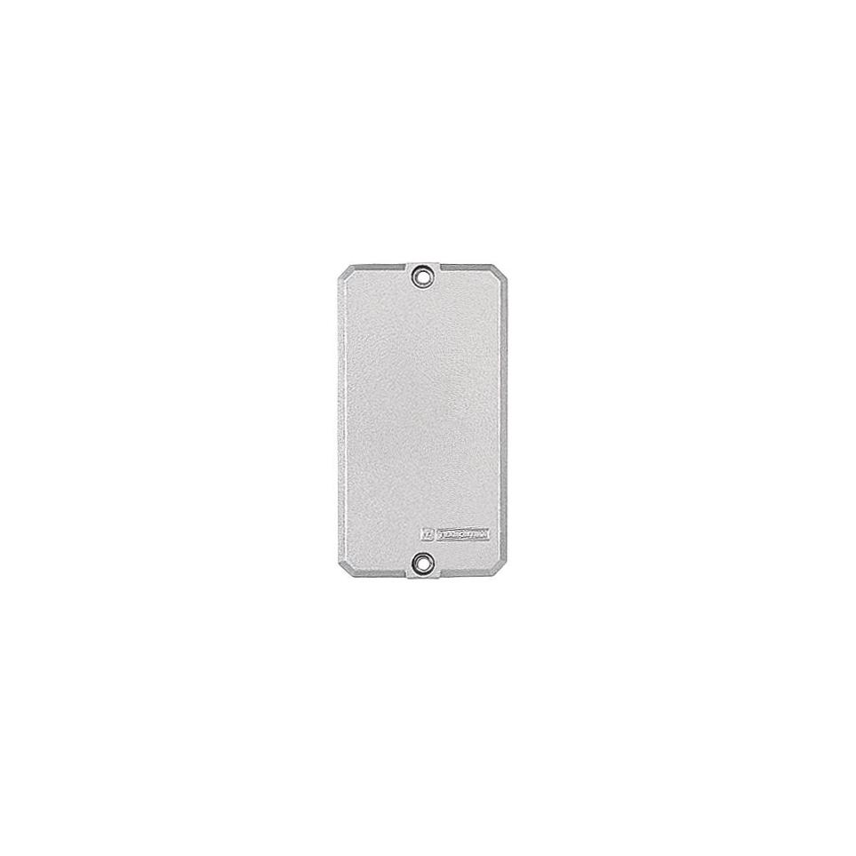 Placa de Aluminio para Caixa Eletrica 34 - Cega - 56115006 - Tramontina