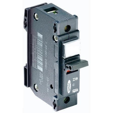 Disjuntor NEMA Monopolar 127220 VCA 15A Tipo C - Legrand 09906