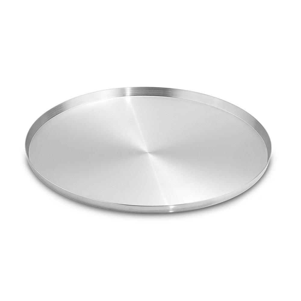 Assadeira de Aluminio para Pizza Redondo 35cm - Nigro