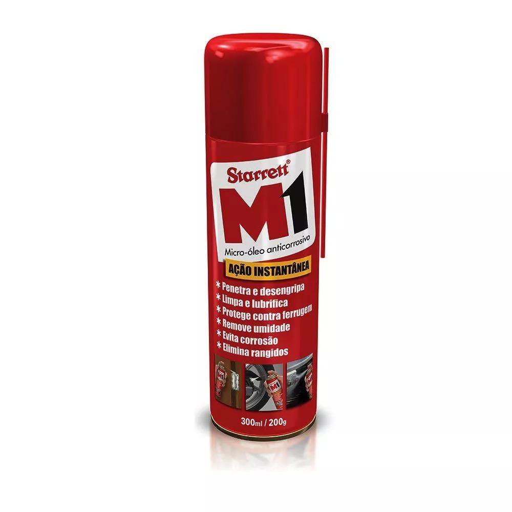 Oleo Spray Anticorrosivo M1 215 300 ml - Starret