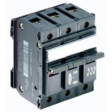 Disjuntor NEMA Tripolar 127220 VCA 40A Tipo C - Legrand 09951