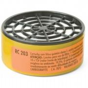 Filtro Refil para Máscara de Pintura RC203 - Carbografite