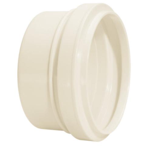Cap para Esgoto PVC Branco 40 mm - Amanco