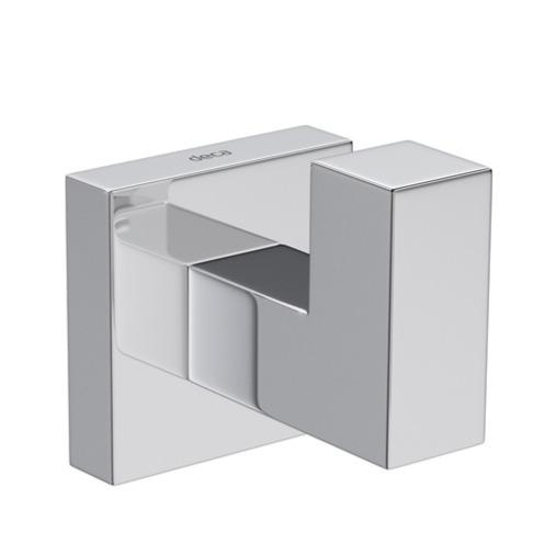 Cabide Cromado C83 Quadratta 2060 - Deca