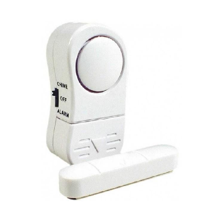 Alarme e Anunciador Magnetico para Porta - 6001 Bat