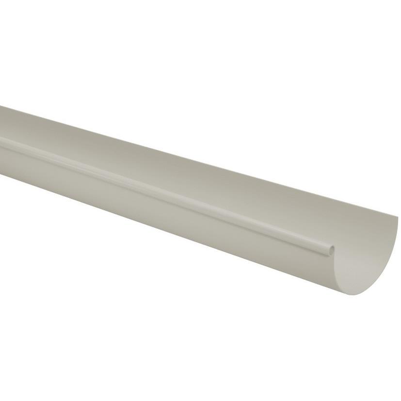 Calha 170 mm Branco PVC 30 m - Amanco