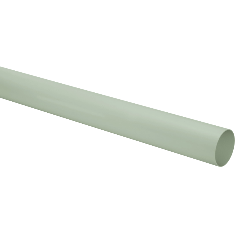 Condutor de PVC 100 mm Branco - Pluvial Amanco