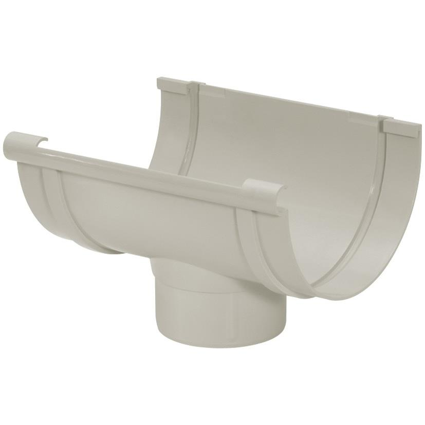 Bocal de PVC 170 x 100 mm Cinza - Pluvial - Amanco