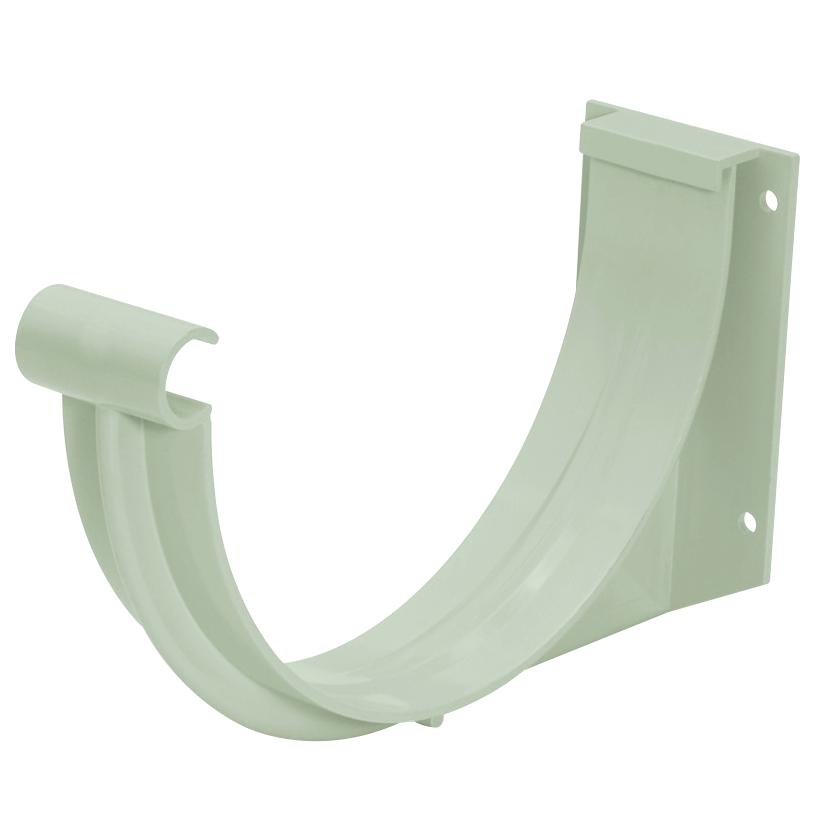 Suporte de PVC Circular 170 mm Cinza Claro - Pluvial Amanco