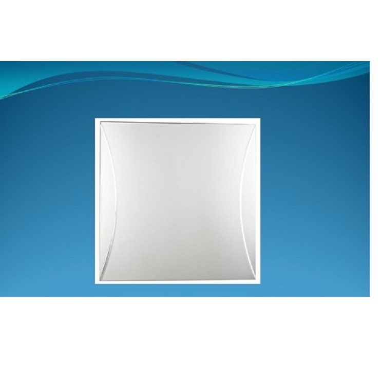 Espelho Para Parede Quadrado 3mm 50x50 Cm - Kanon