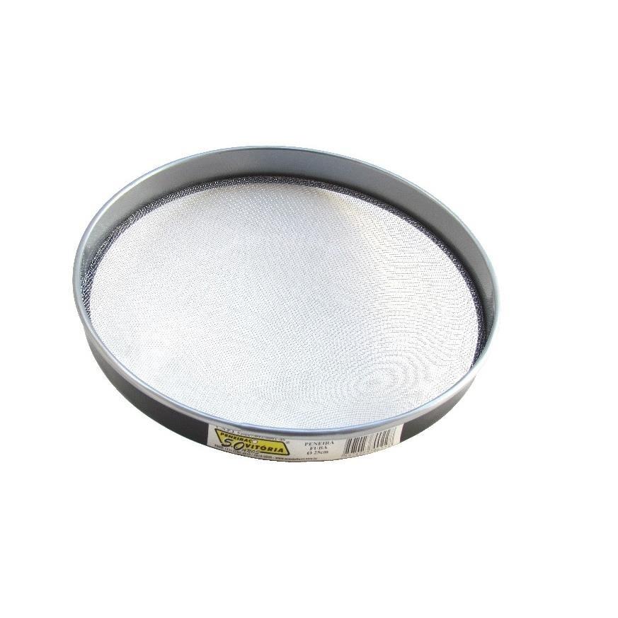 Peneira para Cozinha 25cm Fuba - Castellano
