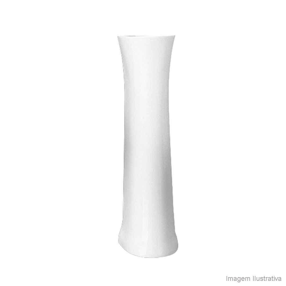 Coluna Pedestal Para Lavatorio Saveiro Branco - Roca