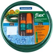 Mangueira Flex Trançada em PVC 3 Camadas 10m - Tramontina