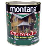 Stain Osmocolor Cores Semitransparentes Acetinado - Imbuia - 0,900L - Montana