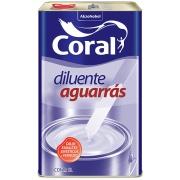 Diluente Aguarrás 5L - Coral